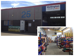 Wellington Welding Supplies Fareham