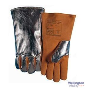 Weldas Aluminium Backed Gauntlet