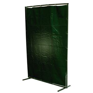 Green 6x4 Foot Welding Curtain