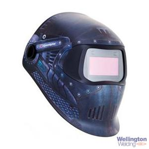 Speedglas 100 Trojan Warrior Headshield