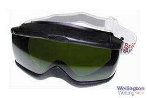 Ski Type Wide Vision Shade 5 Goggle