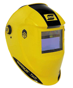 ESAB Warrior Welding Helmet Tech