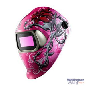 Headshield Speedglas 100 Wild'n'Pink