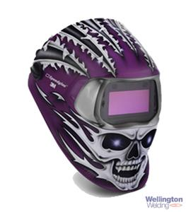 Headshield Speedglas 100 Raging Skull