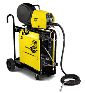 ESAB Warrior 400i Water Cooled Package