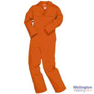 Bizweld FR Coverall Orange XXL