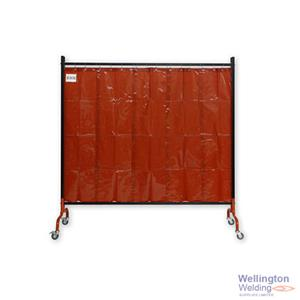 "BritArc Weld Screen 6' 4""W x 6' 3""H"
