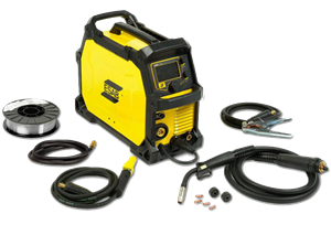 ESAB Rebel EMP 215ic MIG TIG MMA Package
