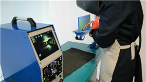Soldamatic Virtual Welder
