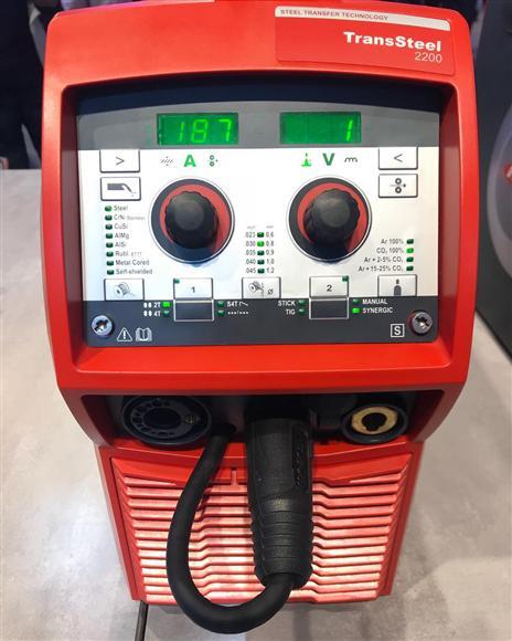 Fronius Transsteel 2200 Multi Process Welding System