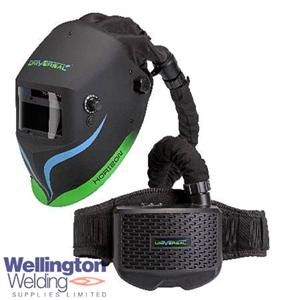 Headshield Variable Horizon Air Fed System
